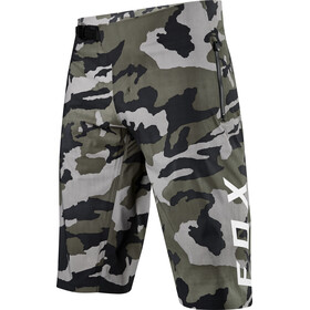 Fox Defend Pro Shorts de bain Homme, green camo